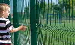 Afsluitingen (draad, poorten, palen)